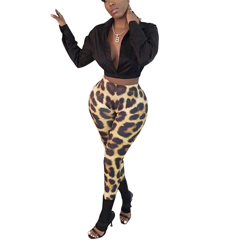 GL new autumn winter women high waist print skinny pencil pants vintage classic long trousers fashion leggings 7 colors K9532